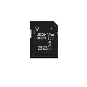 V7 32 GB UHS-III SDHC - 100 MB/s Read - 70 MB/s Write - 5 Year Warranty 100MBS MAX READ DIGITAL DSLR