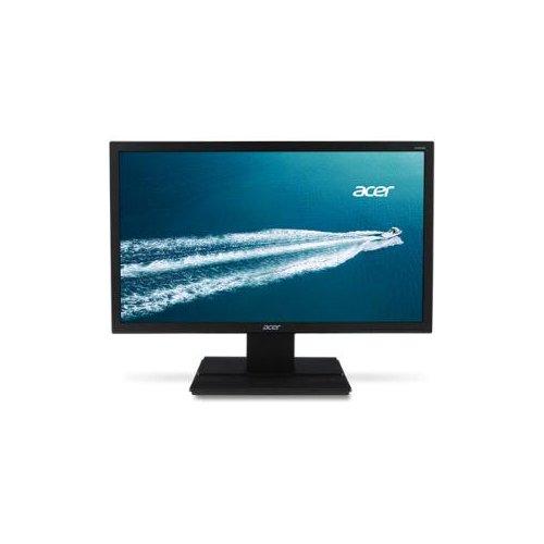 "Acer V206HQL 19.5"" LED LCD Monitor - 16:9 - 5ms - Free 3 year Warranty - Twisted Nematic Film (TN Film) - 1600 x 900 - 16."